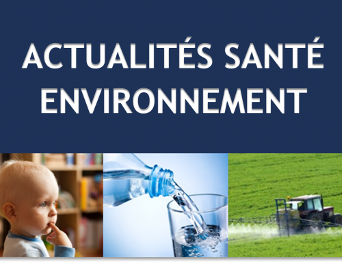 Actualité Santé et Environnement : Res-Actus n°35