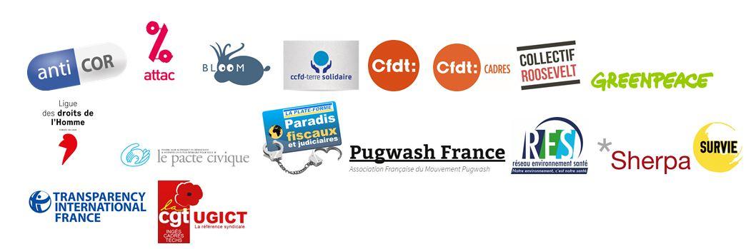 logos associations partenaires