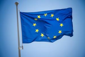 Commission européenne - drapeau