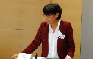 "Colloque ""Vers une dentisterie sans Perturbateurs Endocriniens"" - Intervention de Nathalie Ferrand"