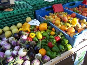 légumes bio marché-2