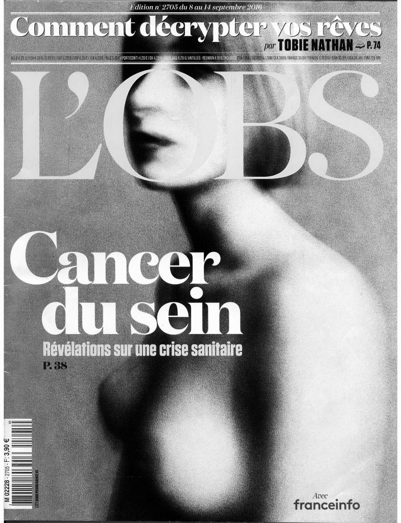 Cancer du sein, révélations sur une crise sanitaire