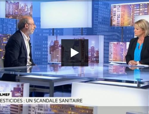 Pesticides : un scandale sanitaire – Débat avec André Cicolella
