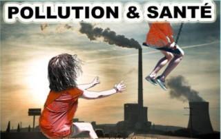 conférence pollution et santé Gardanne