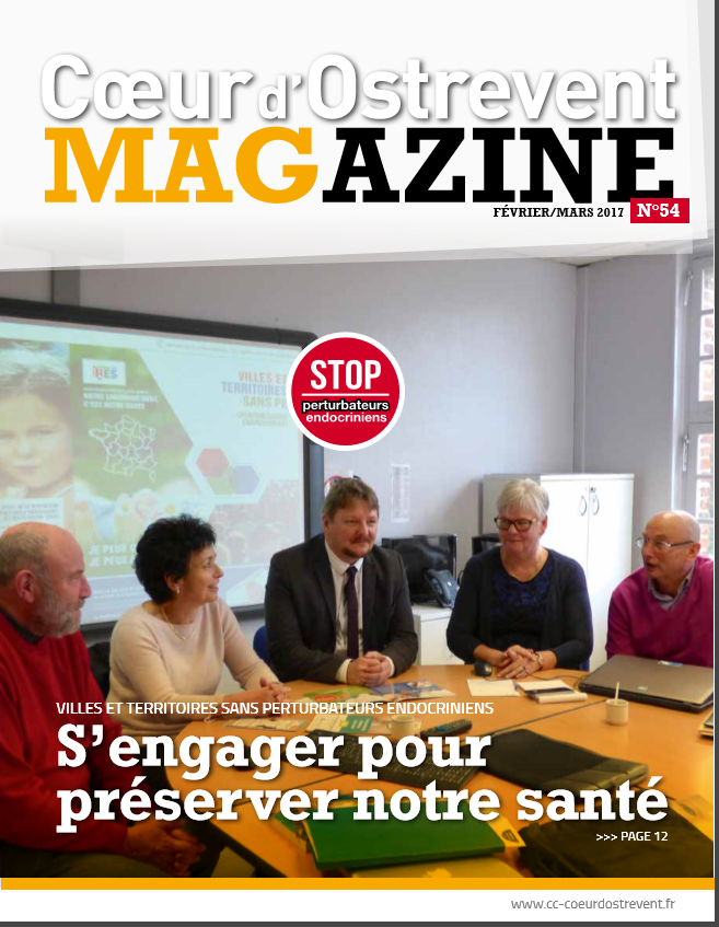 [ Agir avec les collectivités territoriales] Coeur d'Ostrevent s'engage !
