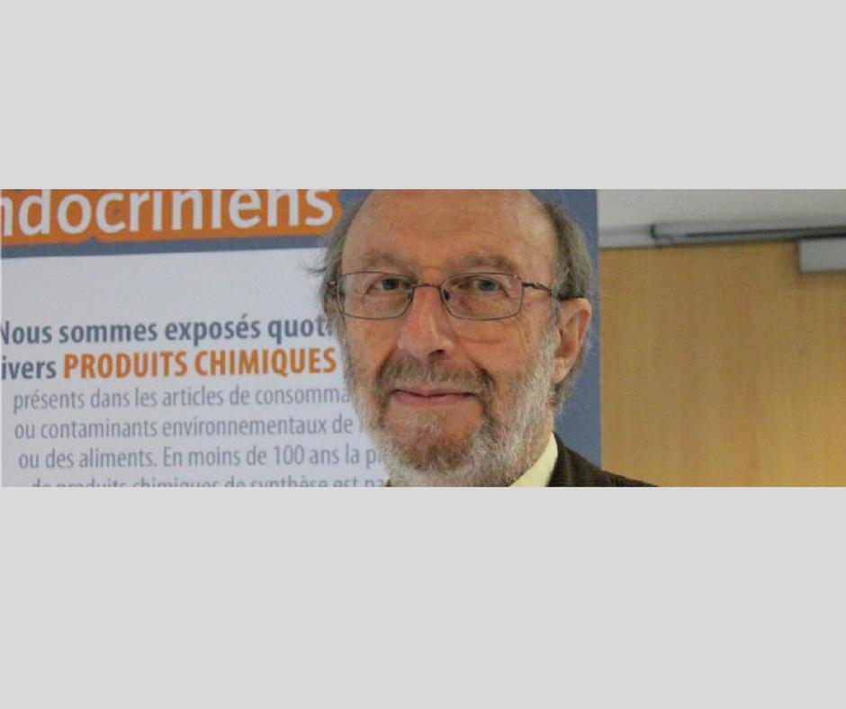 « IL FAUT BANNIR LES PERTURBATEURS ENDOCRINIENS »