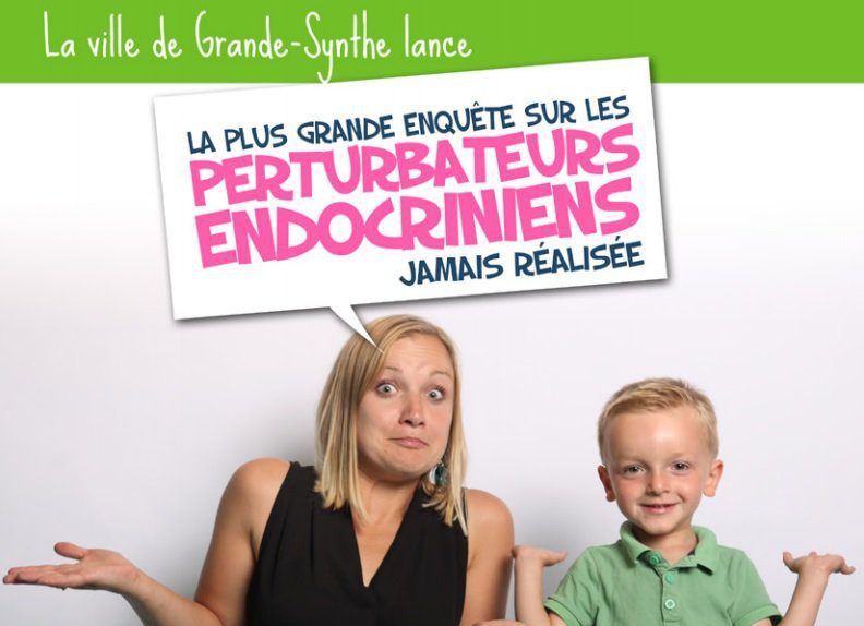 La ville de Grande-Synthe lance une enquête sur les perturbateurs endocriniens