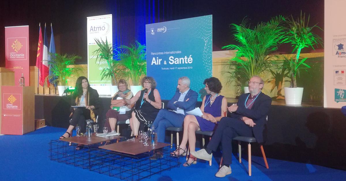 rencontres air climat santé