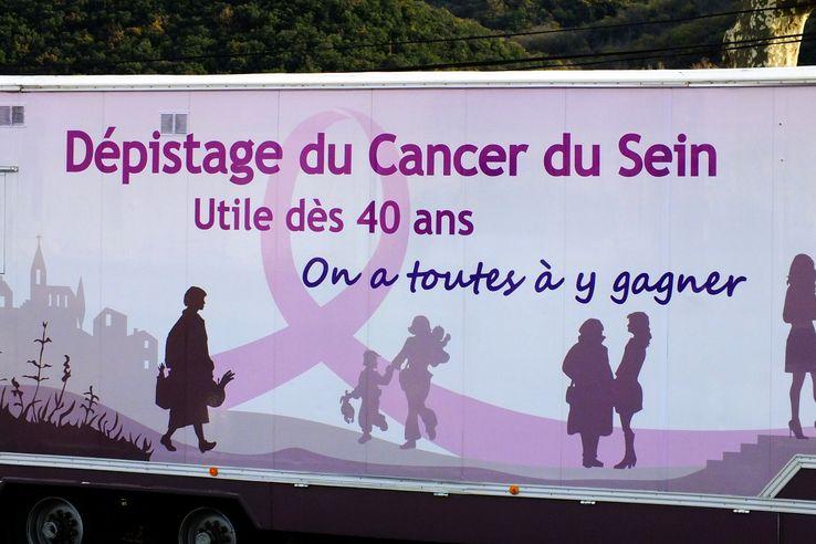 Les échos de la Terre – « Cancer du sein, en finir avec l'épidémie »