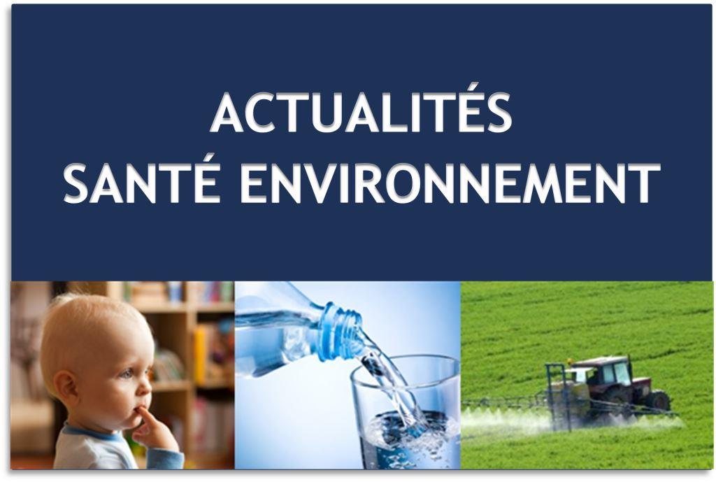 Res-Actus n° 33 : Paris Ville sans Perturbateurs Endocriniens, campagne de dons, le glyphosate autorisé pour 5 ans, l'initiative HBM4EU…